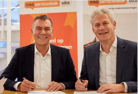 Samenwerking MKB-Nederland en Van Spaendonck: alle relevante ondernemersinformatie op één plek