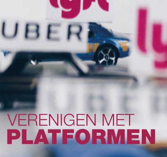 Artikel Ivan Pouwels en Jeanne Hoogers: Verenigen met platformen